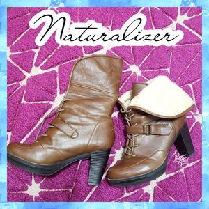 Naturalizer N5 Comfort boot 9.5 Tyla
